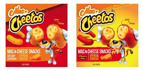 Mac N Cheetos burger king s mac n cheetos hit the frozen aisle daily