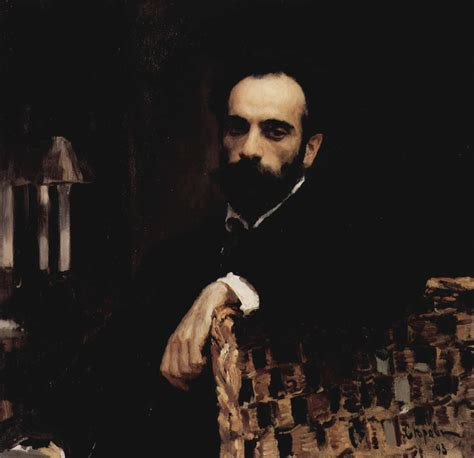 serov valentin portrait of the artist isaak ilyich levitan valentin