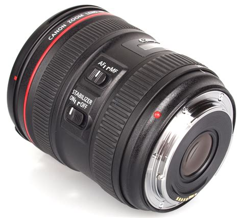 Canon Ef 24 70mm 24 70 Mm F28l Ii Usm Like New In Box Second canon ef 24 70mm f 4l usm lens review