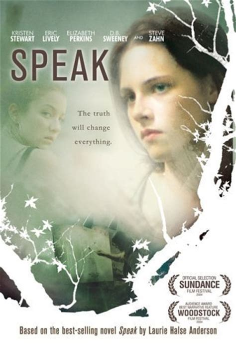 the of speaking books speak by laurie halse