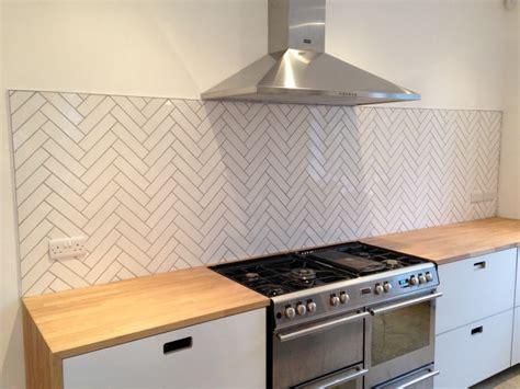 Tiled Kitchen Backsplash tim may services portfolio tiling charnwood