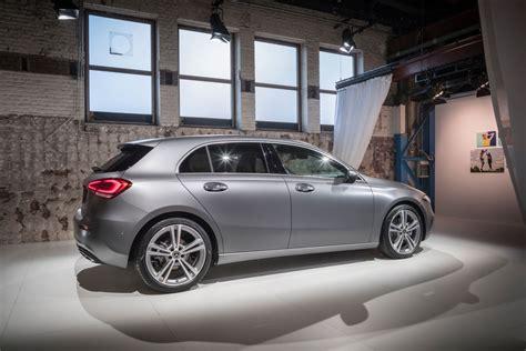Bmw 1er Modellwechsel 2018 by Mercedes A Klasse W177 2018 Erste Fahrt Bilder