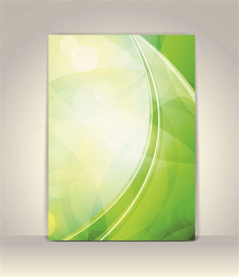 cover pages designs templates free vector business cover template free vector in encapsulated