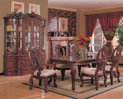 Traditional Dining Room Sets by Santa Clara Furniture Store San Jose Furniture Store