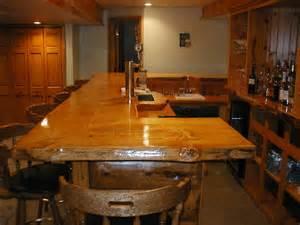 bar top ideas basement home design inspiration