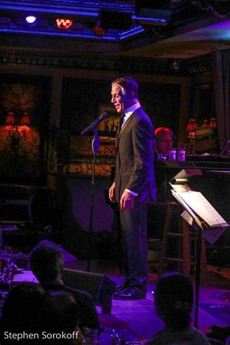 Tony Danza Tells Audience Members To Get The Hell Out by Photo Coverage Tony Danza Encores Standards Stories At