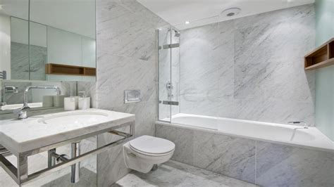 comwhite carrara marble bathroom crowdbuild for