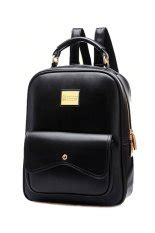 Womens Backpack Solene Black Intl backpack for for sale backpacks brands price list