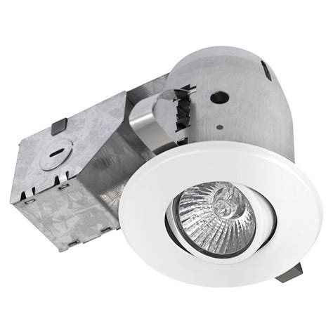 globe electric recessed lighting installation globe electric 5 in white ic rated round recessed
