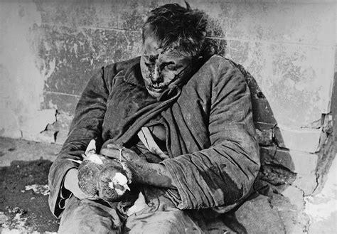 imagenes con historias impactantes las impactantes im 225 genes de la segunda guerra mundial que