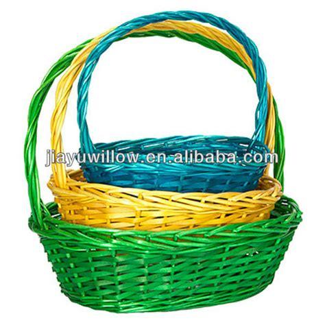 easter baskets cheap handmade wicker easter basket wholesale buy easter