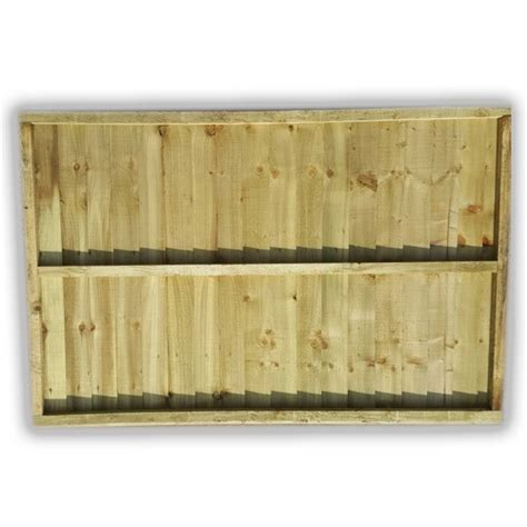 Shaped Fence Panels Fence Panel Clip U Shaped Coventry Turf Landscaping