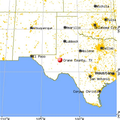 crane texas map crane county texas detailed profile houses real estate cost of living wages work