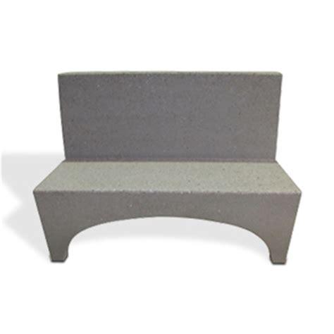 modern concrete bench modern concrete ada park bench belson outdoors 174