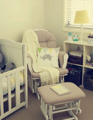 Nursery Chair And Stool by 25 Best Ideas About Nursery Rocker On Rocking