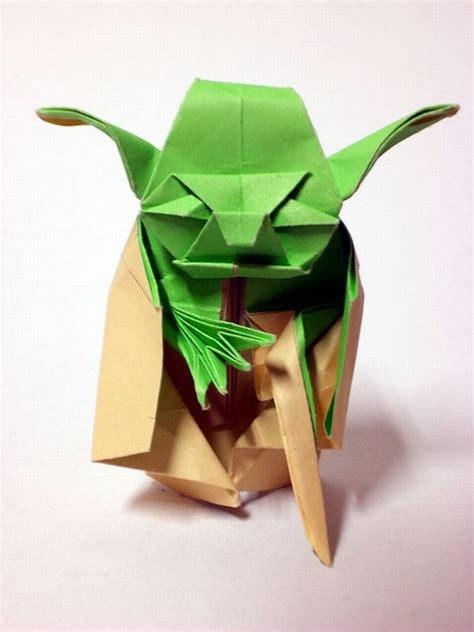 Master Yoda Origami - 1000 images about master yoda on darth vader