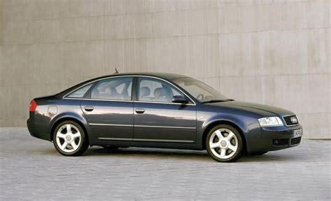 2001 audi a car and driver