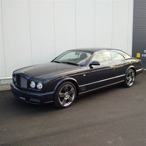 2015 Bentley Brooklands Ii 550 Pictures Information