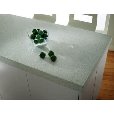 Glass Countertops Home Depot by Silestone 4 In Recycled Surfaces Countertop Sle In