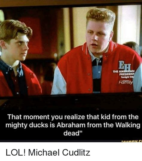 Mighty Ducks Meme - 25 best memes about that moment you realize that moment
