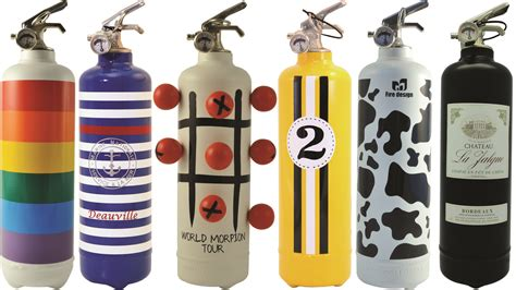decorative fire extinguisher you ve never seen a fire extinguisher that looks like this