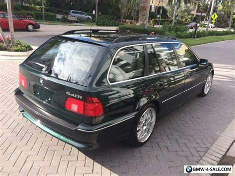 Bmw 5 Series Wagon For Sale 2000 bmw 5 series 540i wagon for sale in united states