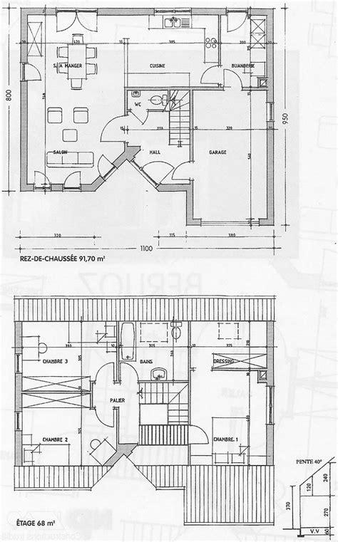 Plan de maison – Entreprise de construction sur Namur et