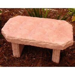 flagstone bench personalized flagstone bench findgift com