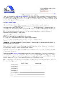 30 Day Notice Of Moving Out Template by Best Photos Of Move Out Notice To Tenant Template 30 Day