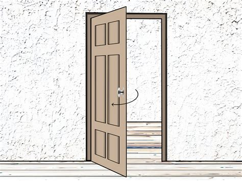 how to keep door from swinging open door handedness revit 2016 new hidden gem 1 door