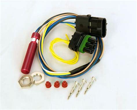 effect trigger w pull up resistor electromotive