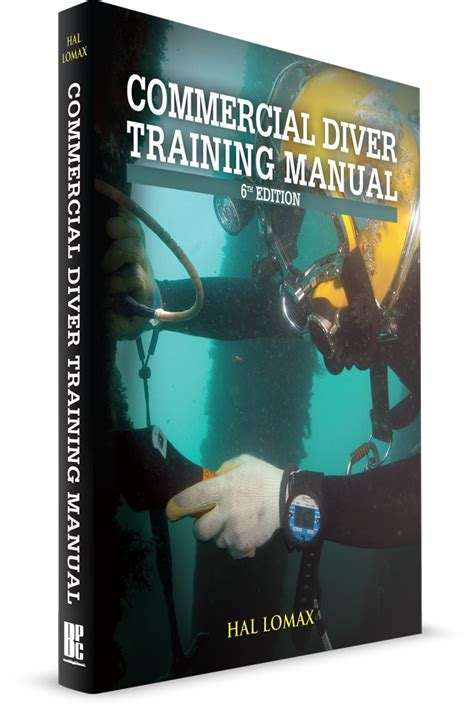 Best Publishing Company Commercial Diver Training Manual
