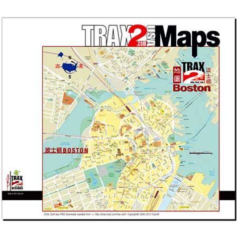 boston map pdf downtown boston map pdf