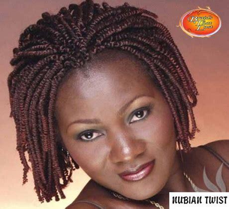 types of nubian twist hair nubian twist styles