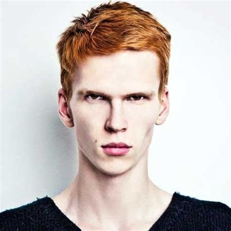 best haircut for gingers ginger men hairstyles best hair style