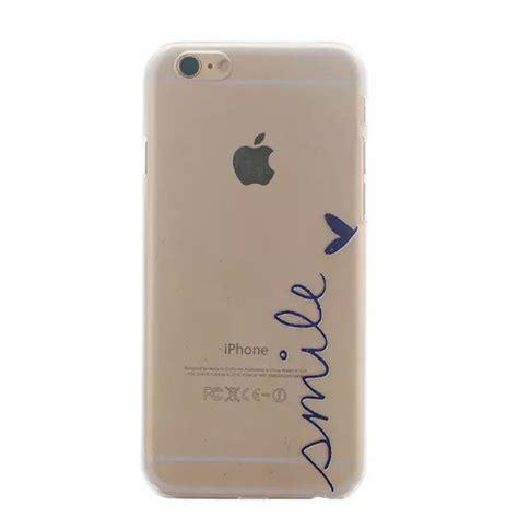 Transparan Iphone 4 5 thin transparent iphone 5 5s iphone 6 6s 4 7 quot plus 5 5