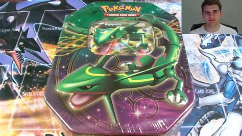 best ex best 2012 black and white rayquaza ex tin