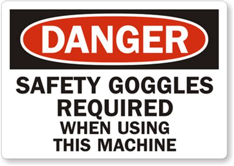 Who Uses A Safety L by Danger Machine Safety Labels
