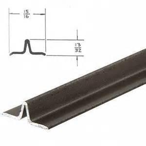 crl bronze series 3606 lower track for sliding screen