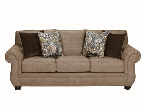 paisley print sofa simmons paisley sofa emory brownstone shop your way