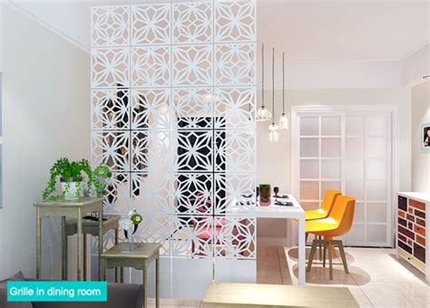 Images Of Curtain Designs by See Through Grille Partition Wood Hang Grille 1 Box 29 Sq