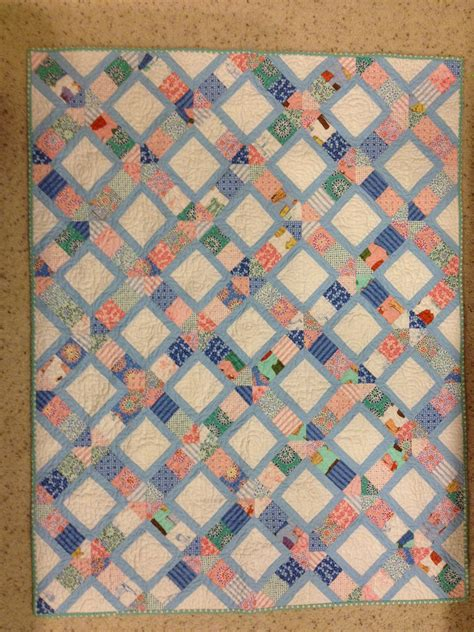 free paper piecing tutorial for a block with 2 5 in