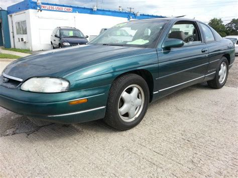 how to sell used cars 1999 chevrolet monte carlo instrument carsforsale com search results