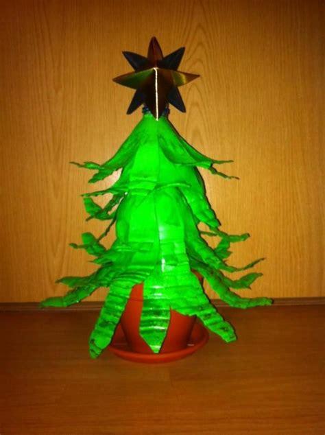 c 243 mo hacer un 225 rbol de navidad con materiales reciclados