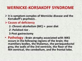 Wernicke korsakoff syndrome galleryhip com the hippest galleries