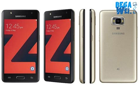 Handphone Samsung Z4 samsung luncurkan smartphone tizen z4 dengan harga murah begawei