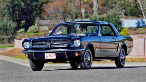 1965 mustang hardtop the most valuable 1965 mustang hardtop