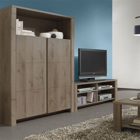 sha meuble tv bicolore moderne salon par alin 233 a