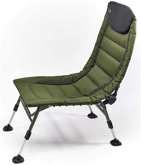 Infinity Chair by Daiwa Infinity Adjustable Aluminium Chair 163 86 99