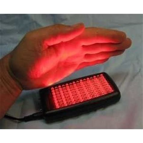 near infrared led light therapy red light therapy for eczema